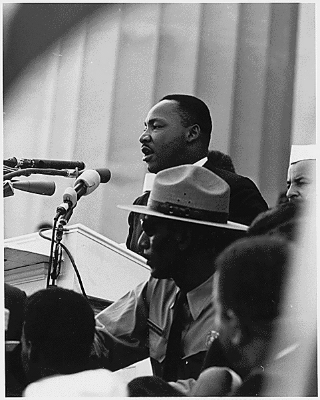 Martin Luther King, Jr. - March on Washington Speech